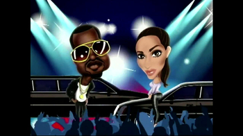 Jamster Baby Name Generator: Celebrity Edition TV Spot, 'Kim and Kanye' - Thumbnail 1