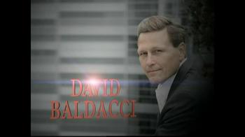 David Baldacci 'The Hit' TV Spot - Thumbnail 1