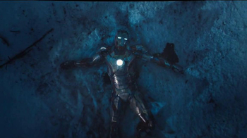 Subway Smokehouse BBQ Chicken TV Spot, 'Iron Man 3' - Thumbnail 3