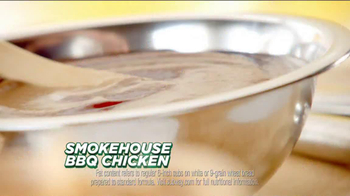 Subway Smokehouse BBQ Chicken TV Spot, 'Iron Man 3' - Thumbnail 7