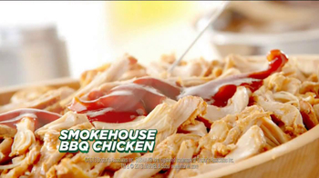 Subway Smokehouse BBQ Chicken TV Spot, 'Iron Man 3' - Thumbnail 8