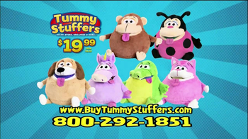 Tummy Stuffers TV Spot, 'Clean Your Room'