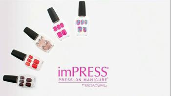 imPRESS Manicure Press-On Nails TV Spot Featuring Katie Cazorla - Thumbnail 4