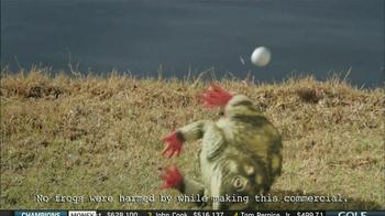 SkyGolf Sky Caddie TV Spot 'Red-legged Frog'