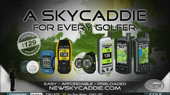 SkyGolf Sky Caddie TV Spot 'Red-legged Frog' - Thumbnail 6