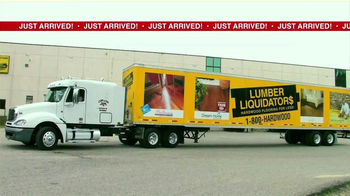 Lumber Liquidators Second Chance Hardwood Flooring Clearance TV Spot - Thumbnail 1