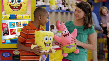Build-A-Bear Workshop TV Spot, \'SpongeBob SquarePants\'