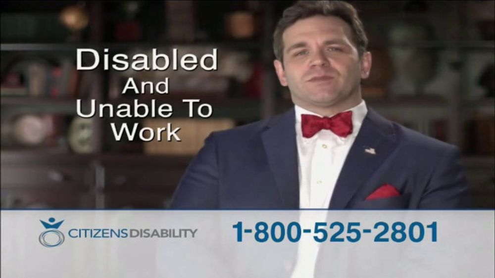 CitizensDisability TV Commercial, 'Benefits'