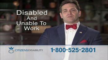 CitizensDisability TV Spot, 'Benefits'
