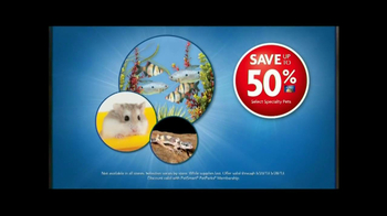 PetSmart Memorial Day Sale TV Spot, 'Specialty Pets' - Thumbnail 8