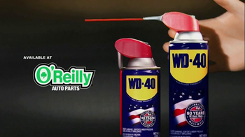 WD-40 TV Spot, 'Made in the USA Can' - Thumbnail 6