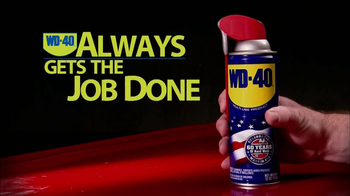 WD-40 TV Spot, 'Made in the USA Can' - Thumbnail 2