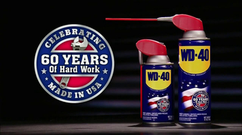 WD-40 TV Spot, 'Made in the USA Can' - Thumbnail 4