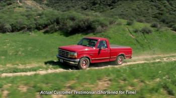 Lucas Heavy Duty Oil Stabilizer TV Spot, 'Testimonial' - Thumbnail 2