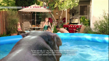 Kmart TV Spot, 'Hippo' - Thumbnail 8