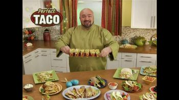 Perfect Taco TV Spot Featuring Marc Gill