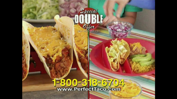 Perfect Taco TV Spot Featuring Marc Gill - Thumbnail 10