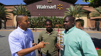 Walmart TV Spot, 'Alonzo and Son'
