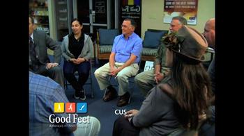 Good Feet TV Spot - Thumbnail 1