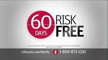 LifeLock TV Spot 'I Never Thought' - Thumbnail 10
