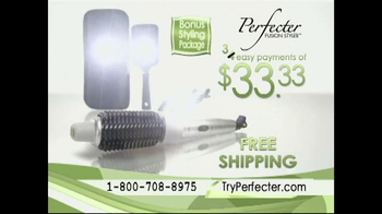 Perfecter Fusion Styler TV Spot - Thumbnail 9
