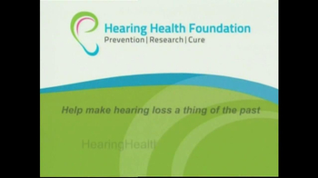 Hearing Health Foundation TV Spot, 'Little Brother' - Thumbnail 8