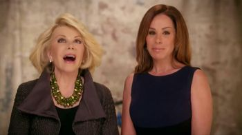 The More You Know TV Spot, 'Exercise' Feat Joan Rivers and Melissa Rivers