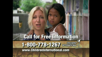 Children International TV Spot, Featuring Debbie Gibson - Thumbnail 9