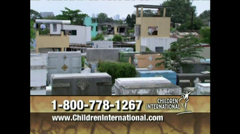 Children International TV Spot, Featuring Debbie Gibson - Thumbnail 1