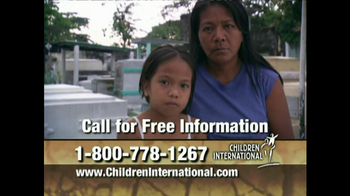 Children International TV Spot, Featuring Debbie Gibson - Thumbnail 2