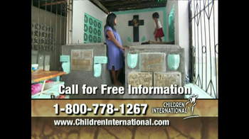Children International TV Spot, Featuring Debbie Gibson - Thumbnail 3