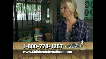 Children International TV Spot, Featuring Debbie Gibson - Thumbnail 4