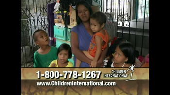 Children International TV Spot, Featuring Debbie Gibson - Thumbnail 5