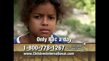 Children International TV Spot, Featuring Debbie Gibson - Thumbnail 8