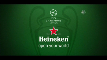 Heineken TV Spot, 'Champions League: Drums' - Thumbnail 10