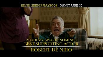 Silver Linings Playbook Blu-Ray & DVD TV Spot - Thumbnail 10
