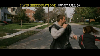 Silver Linings Playbook Blu-Ray & DVD TV Spot - Thumbnail 2