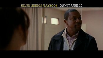 Silver Linings Playbook Blu-Ray & DVD TV Spot - Thumbnail 3