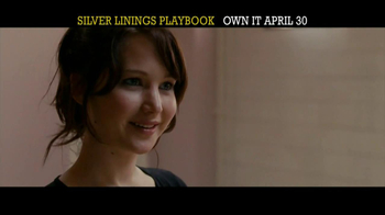 Silver Linings Playbook Blu-Ray & DVD TV Spot - Thumbnail 4