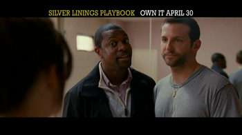 Silver Linings Playbook Blu-Ray & DVD TV Spot - Thumbnail 5