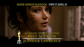 Silver Linings Playbook Blu-Ray & DVD TV Spot - Thumbnail 6