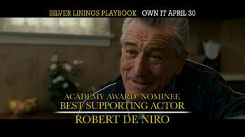Silver Linings Playbook Blu-Ray & DVD TV Spot - Thumbnail 9