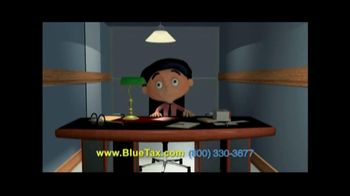 Blue Tax Accounting Services TV Spot - 32 commercial airings