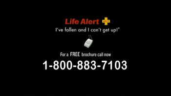 Life Alert TV Spot, 'Ticking Clock' - Thumbnail 9
