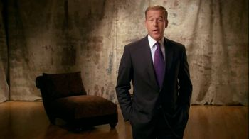 The More You Know TV Spot, 'Bill' Featuring Brian Williams
