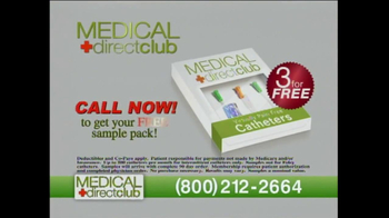 Medical Direct Club TV Spot, '3 for Free' - Thumbnail 9