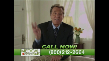 Medical Direct Club TV Spot, '3 for Free' - Thumbnail 1