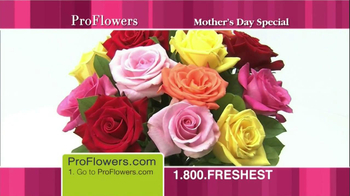 ProFlowers TV Spot, '50% Off TV Offer' - Thumbnail 1