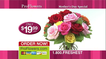 ProFlowers TV Spot, '50% Off TV Offer' - Thumbnail 10