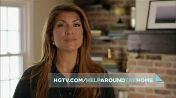 HGTV Website TV Spot, 'Help Around the Home' Featuring Genevieve Gorder - Thumbnail 3